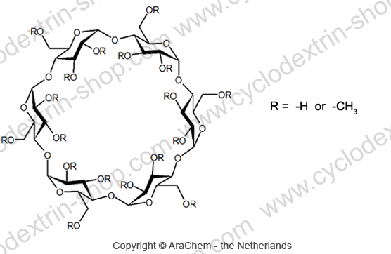 Methyl‐alpha‐Cyclodextrin, RAMEACD