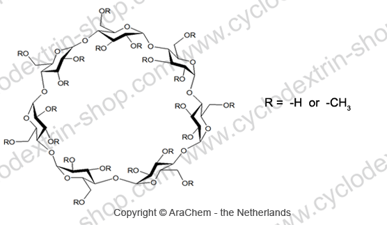 Sulfobutyl‐beta‐Cyclodextrin sodium salt, SBEBCD